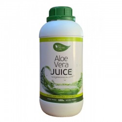 Concentrated aloe juice...